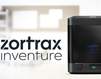 Casing for a 3D printer ZORTRAX