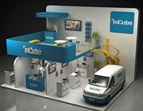 InCube Dubai | Booth Design