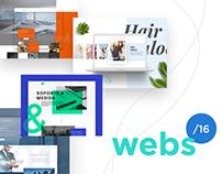 Webs 2016