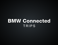 BMW Connected Trips