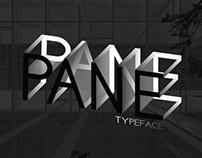 PANE Typeface