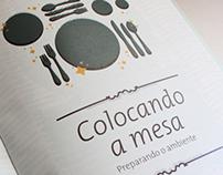 Culinária Coreográfica | Editorial