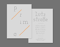 Prima Typeface