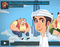 Burj Khalifa Animated Documentary