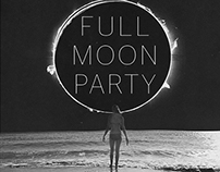Full Moon Party - October