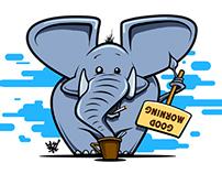 Elephants Characters
