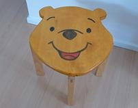 Lasten jakkara (children's stool)