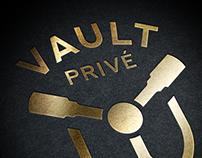 Vault Privé Logo