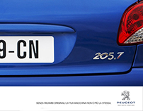 Peugeot - Ricambi originali