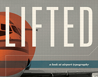 Lifted: A Look at Airport Typography