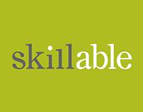 Skillable - Identité visuelle