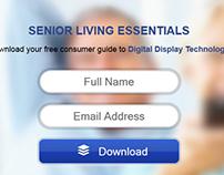 RetirementHomes.TV - UI/SM/Landing page