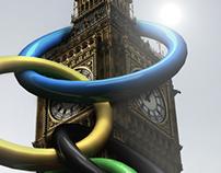 Londres 2012 (projet amateur)