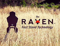 Raven Target Stand
