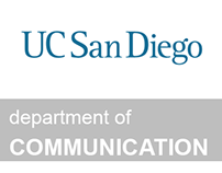 UCSD Communication Department Redesign