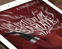 Cover for a new Sherlock Holmes ebook