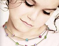 Print Ad. Storybook Jewels