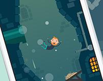 Plummet Freefall | Mobile Game