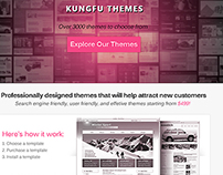 KungFuThemes UI & Brand