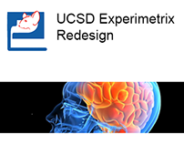 UCSD Experimetrix Redesign
