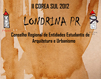 CARTAZ COREA