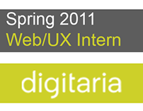 Digitaria Internship