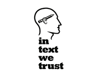 In Text We Trust