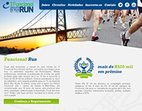 Funcional Run Website