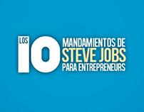 Los 10 mandamientos de Steve Jobs para Entrepreneurs