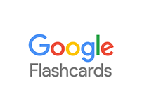 Google Flashcards Concept