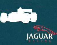 Jaguar Racing F1 Merchandising units