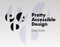 Pretty Accessible Design