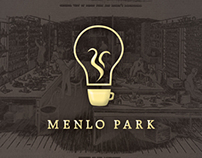 Menlo Park Coffee House - Logo & Var. Branding Elements