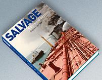 Salvage – Book design and illustration