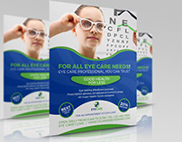 Optometrist & Optician Flyer