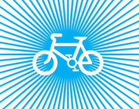 POSTERS FOR BIKES WITHOUT BORDERS