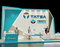 STAND TATSA - TRINITY MEXICO