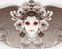 Chinese Opera / 女伶
