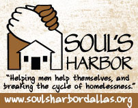 Soul's Harbor logo for brochure and website