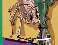 Tesbihböceğinin Öyküsü