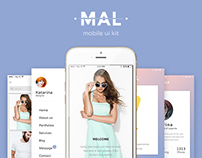 MAL - Mobile UI KIT