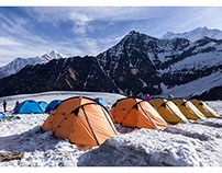 Roopkund-The Himalayas