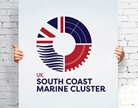 UK South Coast Marine Cluster logo