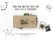 AllThatGrows - Case Study Explorations