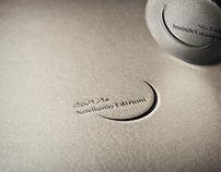 Novilunio - Logo and Business Card Design