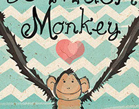 Love Monkey Spaghetti Toes