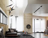 Private House-Interior Design