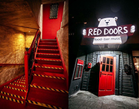 Red Doors bar
