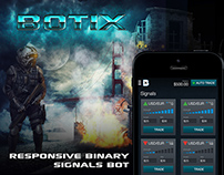 BOTIX - Responsive Binary Signals Bot