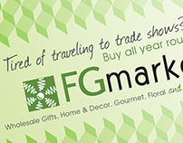 FGmarket Postcard Design